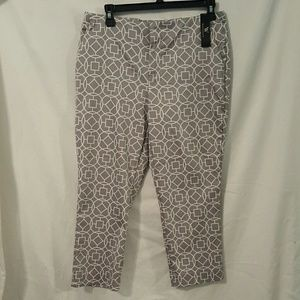Worthington crop pants